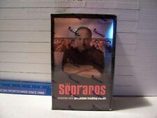 2005 INKWORKS THE SOPRANOS SEASON 1 PREMIUM TRADING CARDS 1 AUTO PER 24 PACK BOX