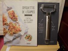 COFFRET SPAGHETTIS DE LEGUMES NEUF