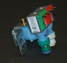 New Whirlpool Sears Kenmore Dual Solenoid Replacement Water Valve with Extras