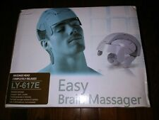 Vibration Massage Easy-brain Massager  Head Massage completely relaxed.