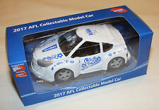 North Melbourne Kangaroos 2017 AFL Official Supporter Collectable Model Car New