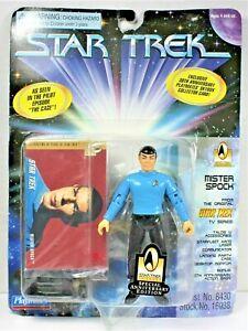 Star Trek Mister Spock #16038 1996 Playmates Original TV Series Action Figure