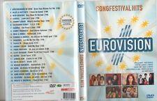 DVD Eurovision - Vicky Leandros - Cliff Richard - SEVERINE - Johnny Logan - Dana