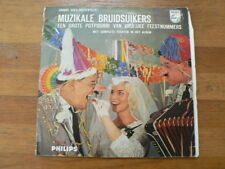 LP RECORD 10 INCH MUZIKALE BRUIDSUIKERS JOHNNY HOES PHILIPS