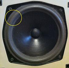 Foam speaker rings surrounds Mission 707, 761, 762