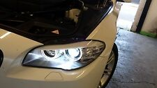 BMW 5 Series F10 F11 HID XENON LIGHTS CONVERSION KIT - H7  XENON BULBS WHITE KIT