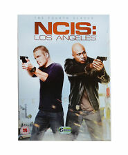 NCIS: Los Angeles - Season 4 [DVD] Complete Fourth Series BRAND NEW REGION 2