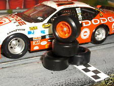 "1/32 ""XPG"" URETHANE SLOT CAR TIRE 2pr XPG-21105 fit SCX Nascar and Nascar Pro"