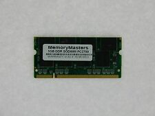 1GB PC2700 SO-DIMM Dell Latitude 100L 110L D400 D505 D600 D800 X300 RAM Memory