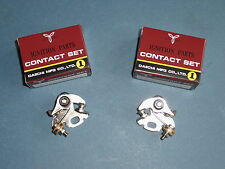 Honda CB 500 cb550 CB 750 four k0 k1-k7 f1 f2 zündkontakte set contact points