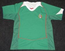 Soccer Football Futbol Federation Mexico Mexican National Jersey Shirt Small