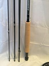 SAGE 590-4 APPROACH ROD/REEL/LINE-OUTFIT, (9 ft, 5 wt, 4 pc) - MSRP $475