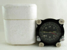 129-ChS 55M Old Russian Air Force TU-134 MIG-21 Helicopter Mi-9 Panel Clock NEW