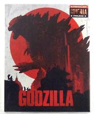 GODZILLA Blu-ray [3D+2D] Steelbook BLUFANS FULL SLIP [CHINA] #227/1000