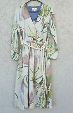 Gorman Size 10 Dana Kinter Protea Wrap Dress