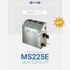 MS225E 7.5KW Steam Generator 225 Cu Ft Coverage by Mr.Steam - Best Deal!