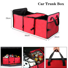 Trunk Organizer Foldable Car Storage Bag Collapsible Cargo Box Portable Wardrobe