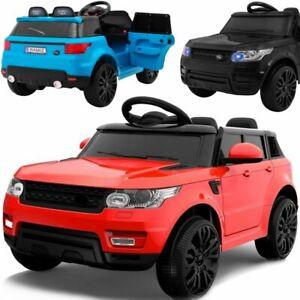 Elektrisches Kinderauto Elektroauto 2-5 Jahre Fernbedienung Kinderfahrzeug NEU