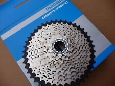 SHIMANO Deore Cassette Sprocket 11-42T MTB Downhill 10 speed Gears Bike CS-HG500