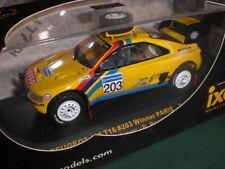 IXO RAC041 - Peugeot 405 Winner Dakar 1990 #203 - 1:43 Made in China