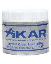 XiKAR 809Xi 2oz Crystal Cigar Humidifier Humidification Jar 3 Pack