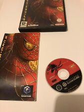 😍 Pal Fr Complet Nintendo Gamecube Avec Notice Spider Man 2 game cube