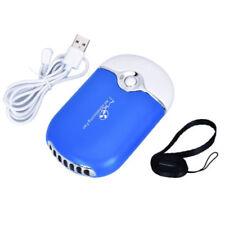 1PC Refroidisseur Portable USB Mini Climatisation Ventilateur Rechargeable
