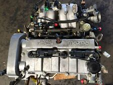 01-03 PROTEGE 2.0L EXC MAZ-SPEED ENGINE VIN 5,6 ENGINE (AUTOM T/M)