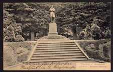 65388 AK Tönning Schloßplatz Esmarch Denkmal 1916