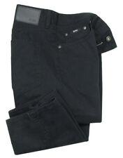 HUGO BOSS Jeans/Hose | Wyoming schwarz Gabardine 100% Baumwolle