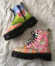 Dr. Martens Women's Jadon Daze 8 eye Combat Boots Ladies US 11 UK 9 EU 43 NEW