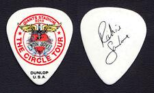 Bon Jovi Richie Sambora Signature Giants Stadium Guitar Pick - 2010 Circle Tour