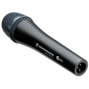 New Sennheiser e945 Supercardioid Dynamic Vocal Mic Dealer! Warranty Make Offer!