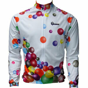 """Franklin Cycling Jersey / Balloon Vine / UK size M (38-39""""chest) / Long sleeve"""