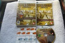 CIVILIZATION IV 4 COMPLETE PC-DVD STRATEGY V.G.C. FAST POST ( + technology tree
