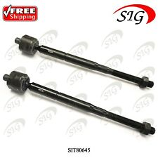 2 JPN Inner Tie Rod Ends for Dodge Caliber 2007-2012 Lifetime Warranty S-EV80645
