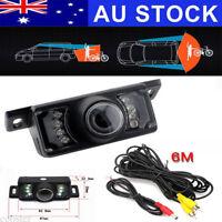 2.4G Wireless Car Reverse Rear View Backup Camera 7 IR Night Vision Parking Kit