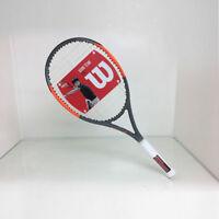 Wilson Burn 100 Team Tennis Racket (2017)