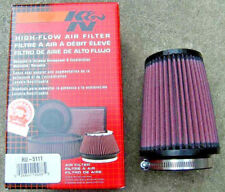 "K&N RU-5111 Performance Air Filter 5.75in Tall Round Tapered 3"" 76mm Inlet"