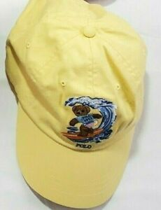 Polo Ralph Lauren Mens Baseball Cap One Size Hat New