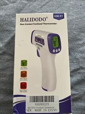 Haladodo Thermometer for Adults, No-Contact Forehead Thermometer for Kids