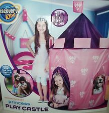 Discovery Kids Princess Play Castle play house girls toys indoor outdoor Xmas