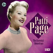 Essential Recordings - 2 DISC SET - Patti Page (2017, CD NEUF)