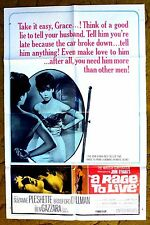 """Suzanne Pleshette in """"A RAGE TO LIVE"""" from the novel by John O'hara"""