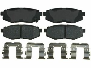 For 2006-2007 Mercedes C350 Brake Pad Set Rear AC Delco 88335VY