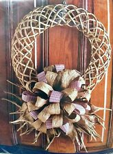 MPR Associates CREATIVE TWIST BULL WHIP WREATH KIT Striking Original Complete