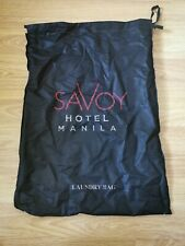Savoy Hotel Manila Laundry Bag