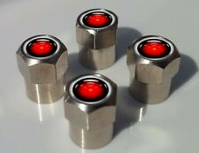 HAL 9000 2001 SPACE ODYSSEY TYRE VALVE CAPS FOR TIRE WHEEL