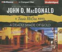 A Deadly Shade of Gold by John D MacDonald: New Audiobook