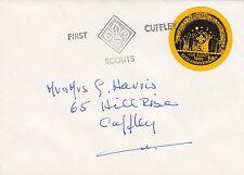(84407) Gioco GB copertura cuffley SCOUTS NATALE 1986 Delivery Service
